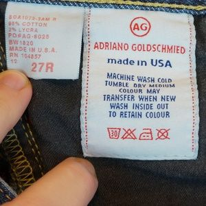 Ag Adriano Goldschmied Jeans - AG Adriano Goldschmied Jeans The Club Flare Leg